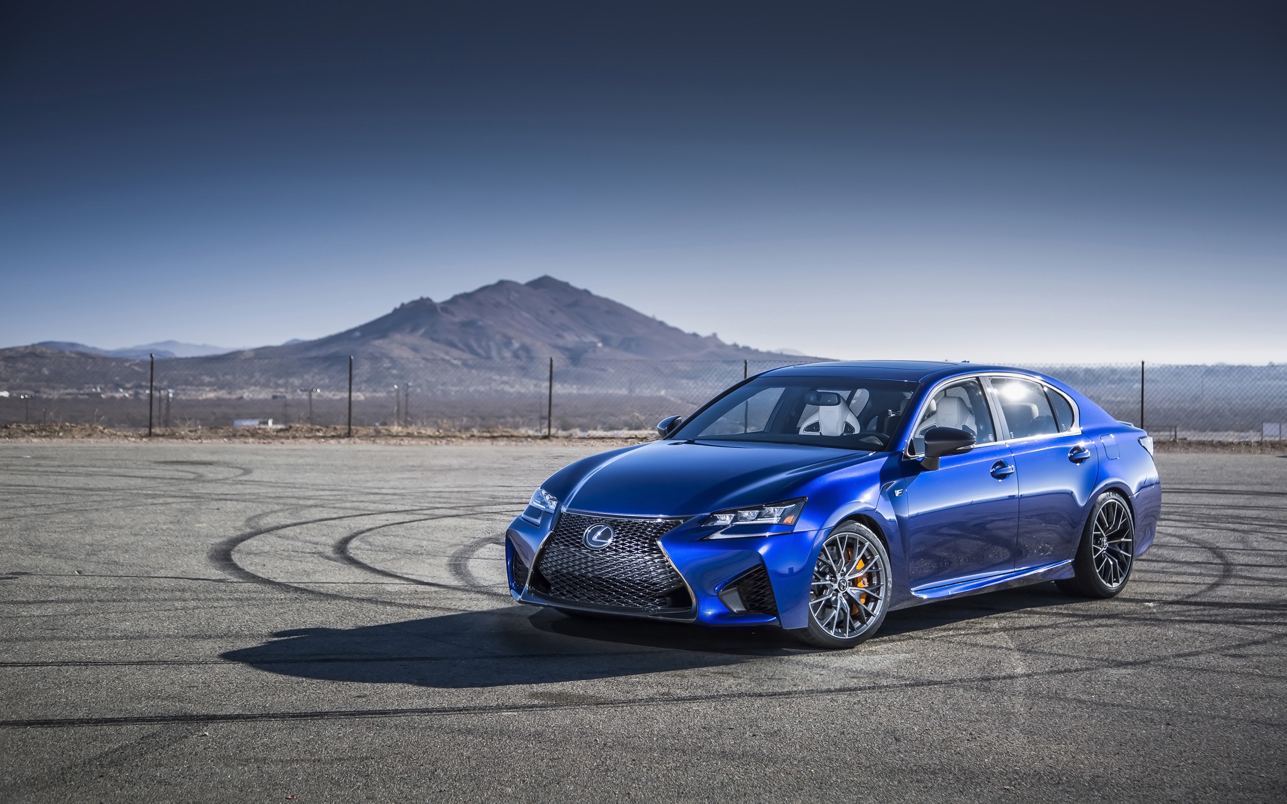 2015 lexus gs f wallpaper 47487
