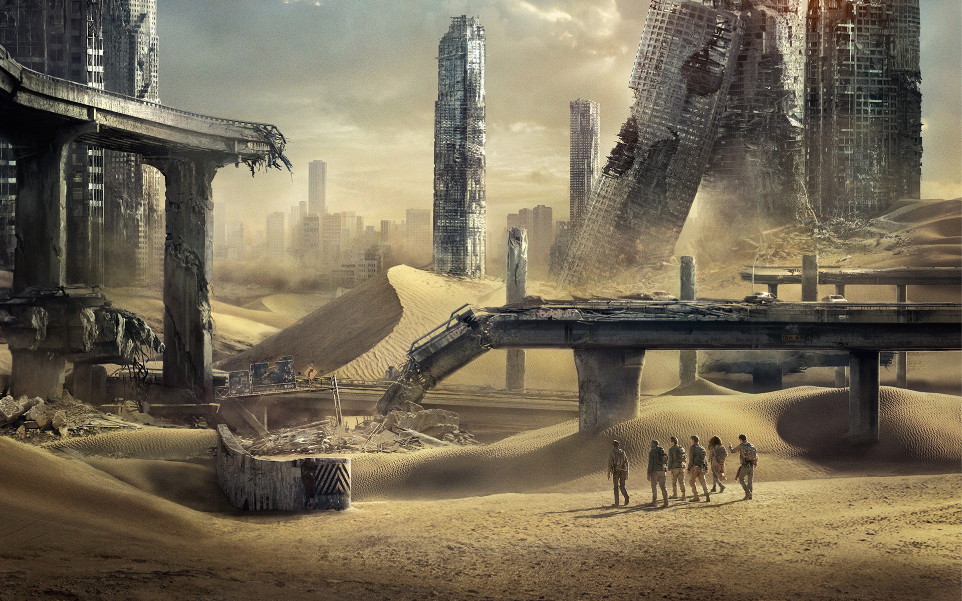 maze runner the scorch trials wallpaper 47429