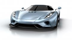 2015 Koenigsegg Regera Front View Wallpaper 47493