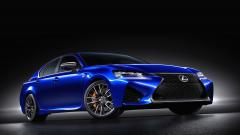 2015 Lexus GS F Wallpaper HD 47488