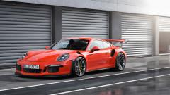 2015 Porsche 911 GT3 RS Wallpaper HD 47496