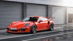 2015 Porsche 911 GT3 RS Wallpaper HD 47496