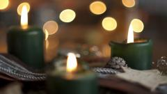 Gorgeous Candle Wallpaper 46080