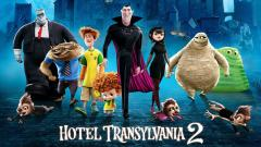 Hotel Transylvania 2 Wallpaper Background 48833
