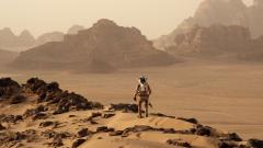 The Martian Wallpaper 48835