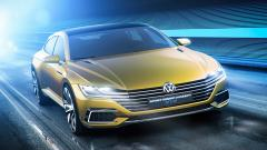 Volkswagen Sport Coupe Concept Wallpaper 47434