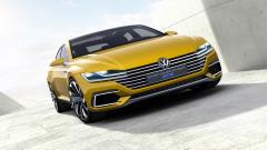 Volkswagen Sport Coupe Concept Wallpaper 47435