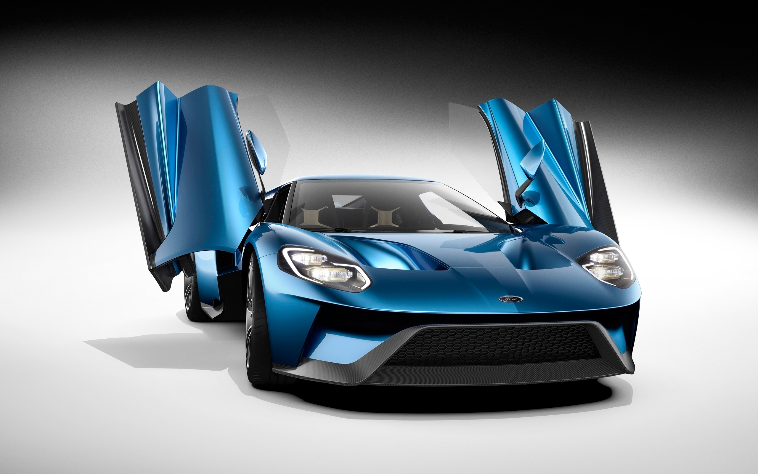 2016 ford gt 2 front view wallpaper 47512