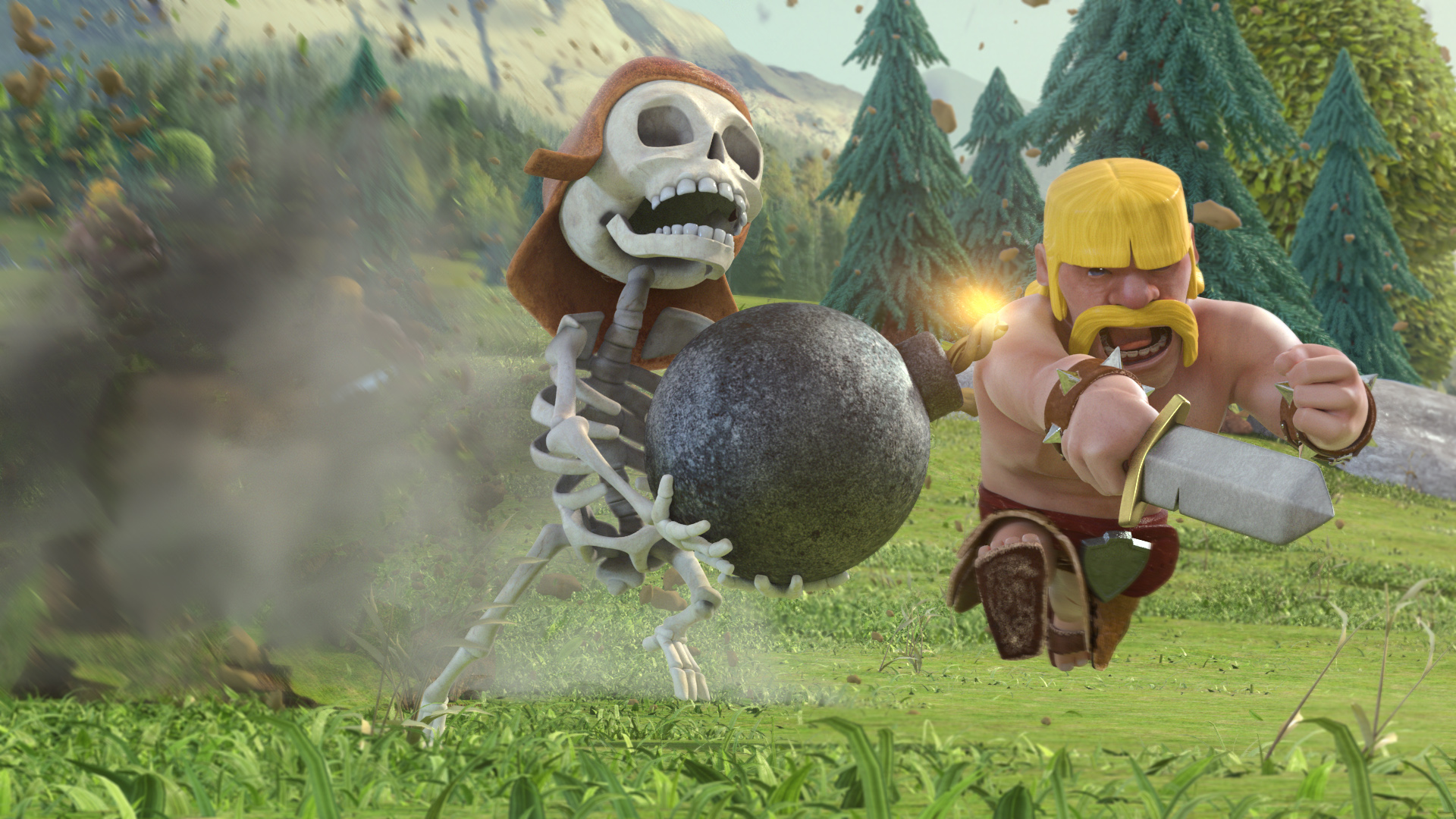 awesome clash of clans wallpaper 47421