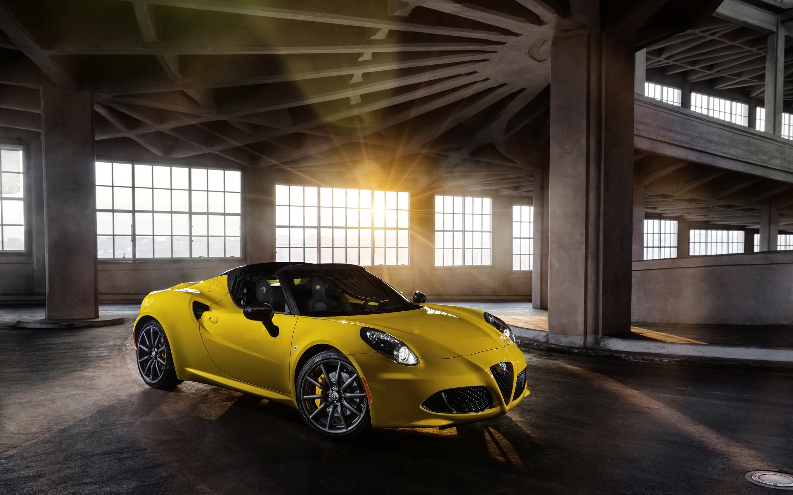 beautiful 2015 alfa romeo 4c spider wallpaper 47520