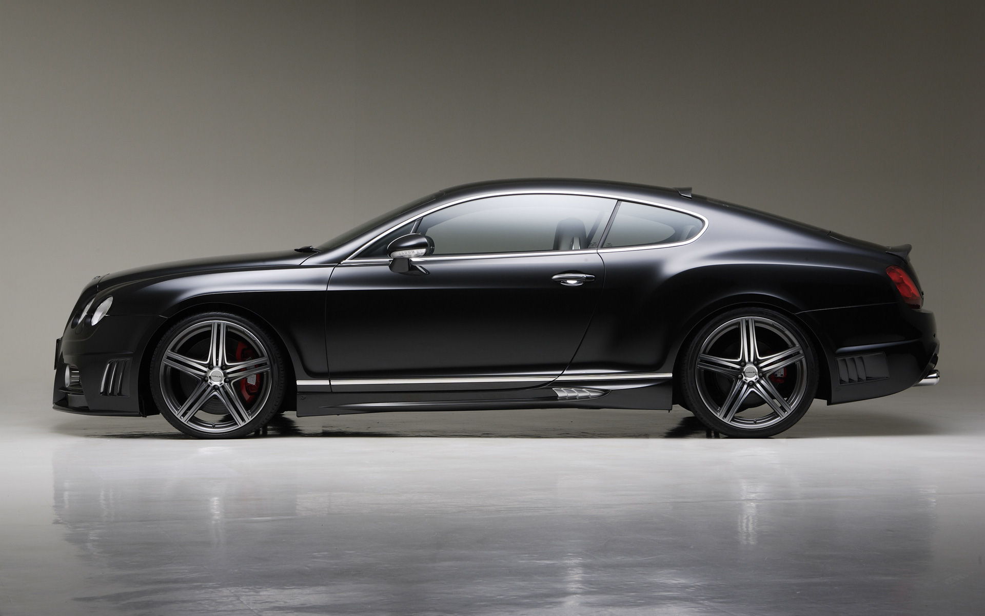 Bentley Continental Gt Side View Wallpaper 48797 1920x1200px