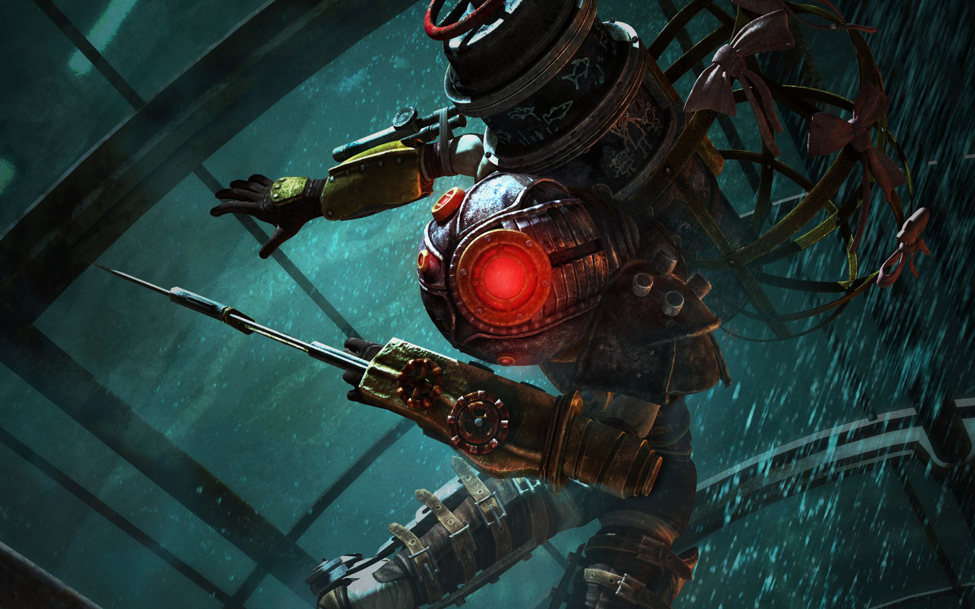 Bioshock Wallpaper 46836 1920x1200 Px HDWallSource