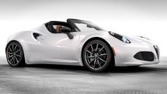 2015 Alfa Romeo 4C Spider Wallpaper 47519