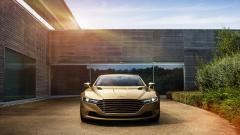 2015 Aston Martin Lagonda Taraf Wallpaper HD 47451