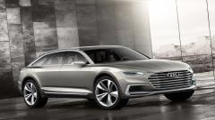 2015 Audi Prologue Allroad Concept Wallpaper HD 47458