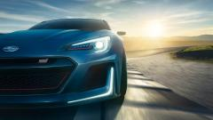 2015 Subaru STI Performance Concept Up Close Wallpaper 47455