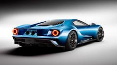 2016 Ford GT 2 Rear View Wallpaper 47511