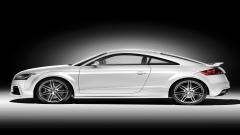 Audi TT Side View Wallpaper 47396