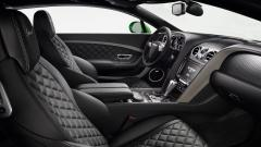 Bentley Continental GT Interior Wallpaper 48793