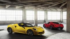 Excellent 2015 Alfa Romeo 4C Spider Wallpaper 47516