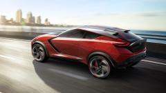 Nissan Gripz Concept Wallpaper 48787