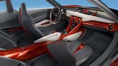 Nissan Gripz Interior Concept Wallpaper 48789
