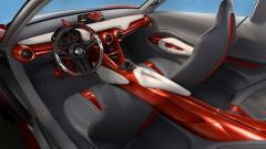Nissan Gripz Interior Concept Wallpaper 48790
