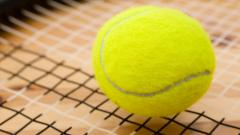 Tennis Widescreen Wallpaper 48952