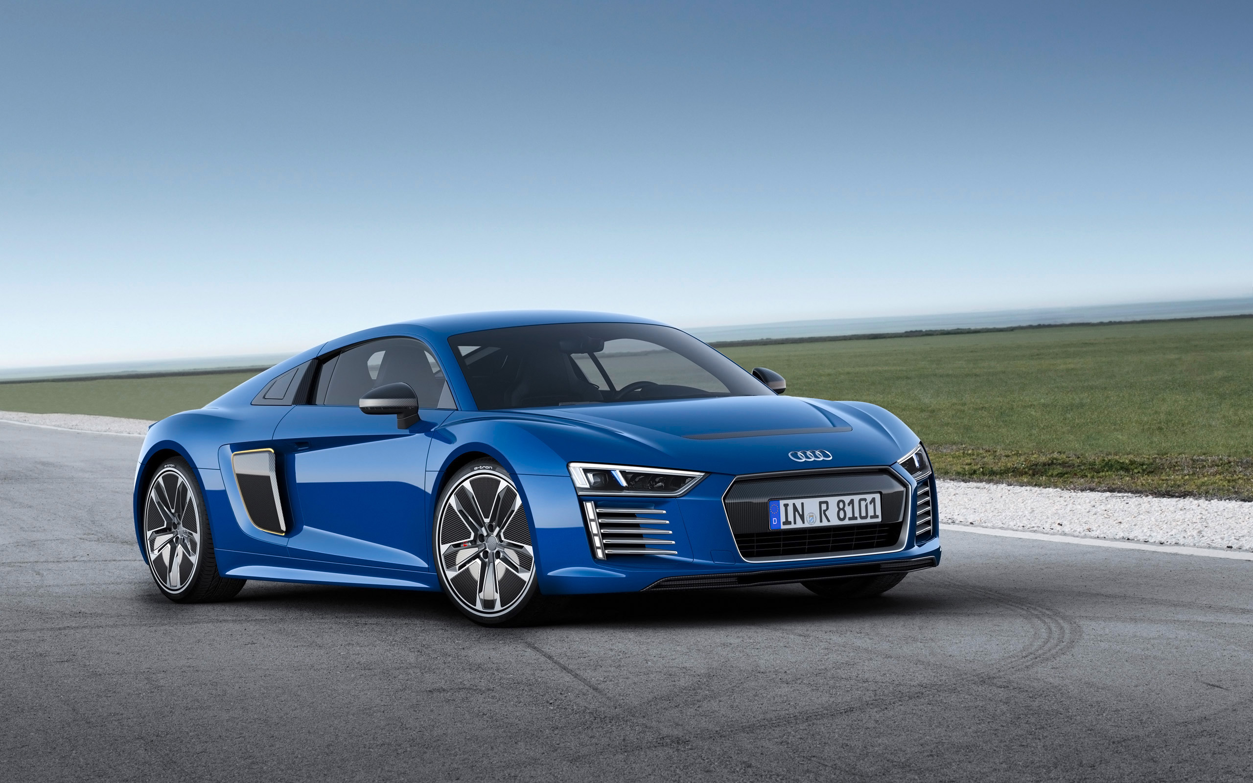 2016 audi r8 etron wallpaper 48734