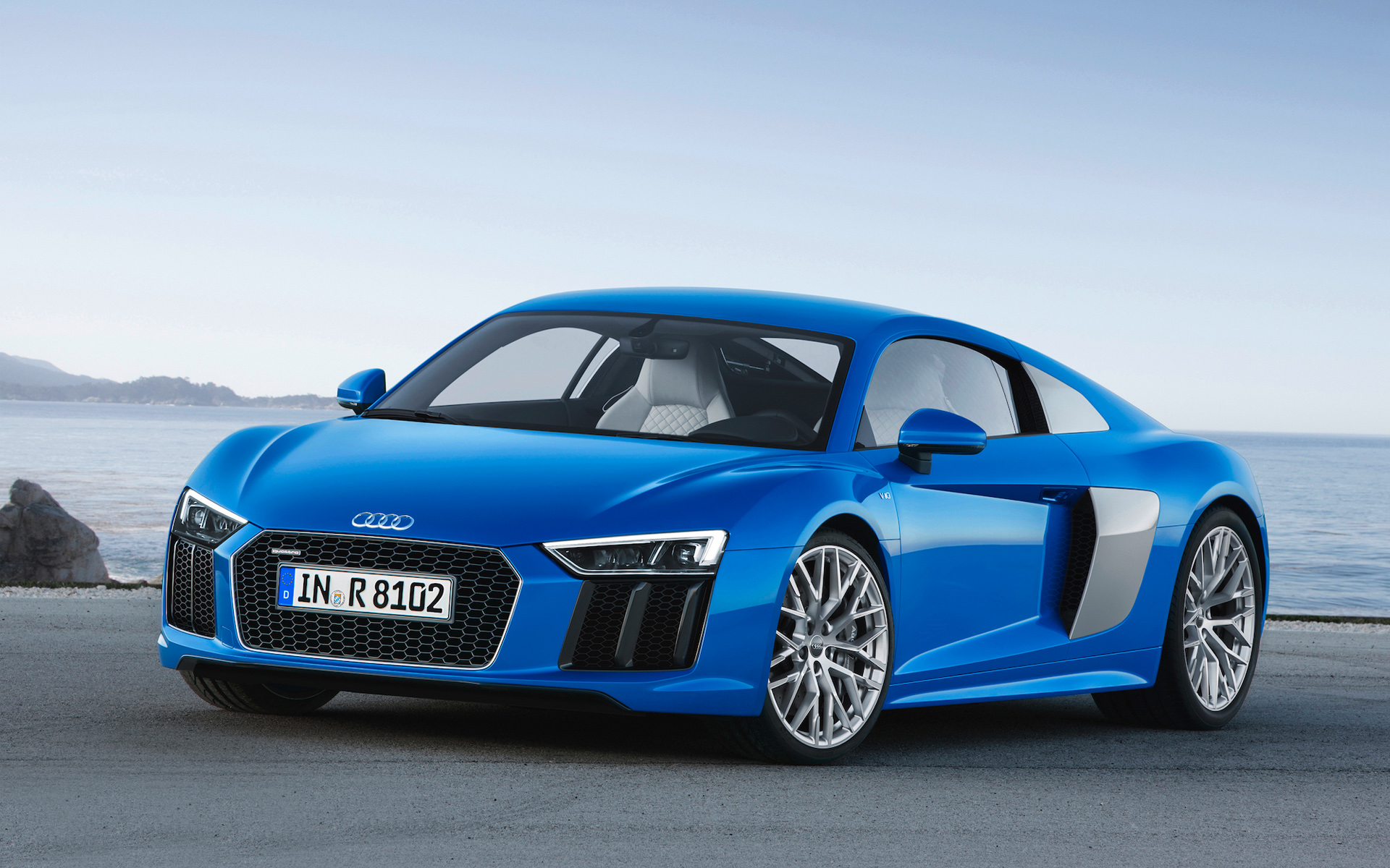 2016 audi r8 wallpaper background 48738