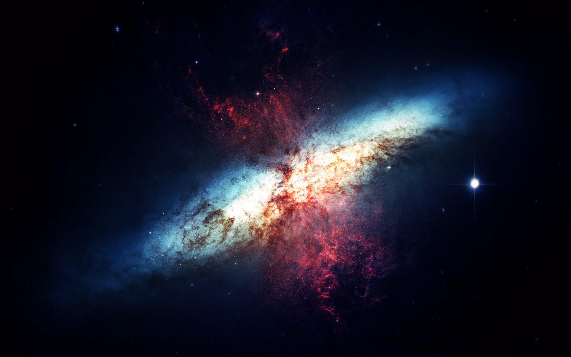 awesome galaxy wallpaper 46001