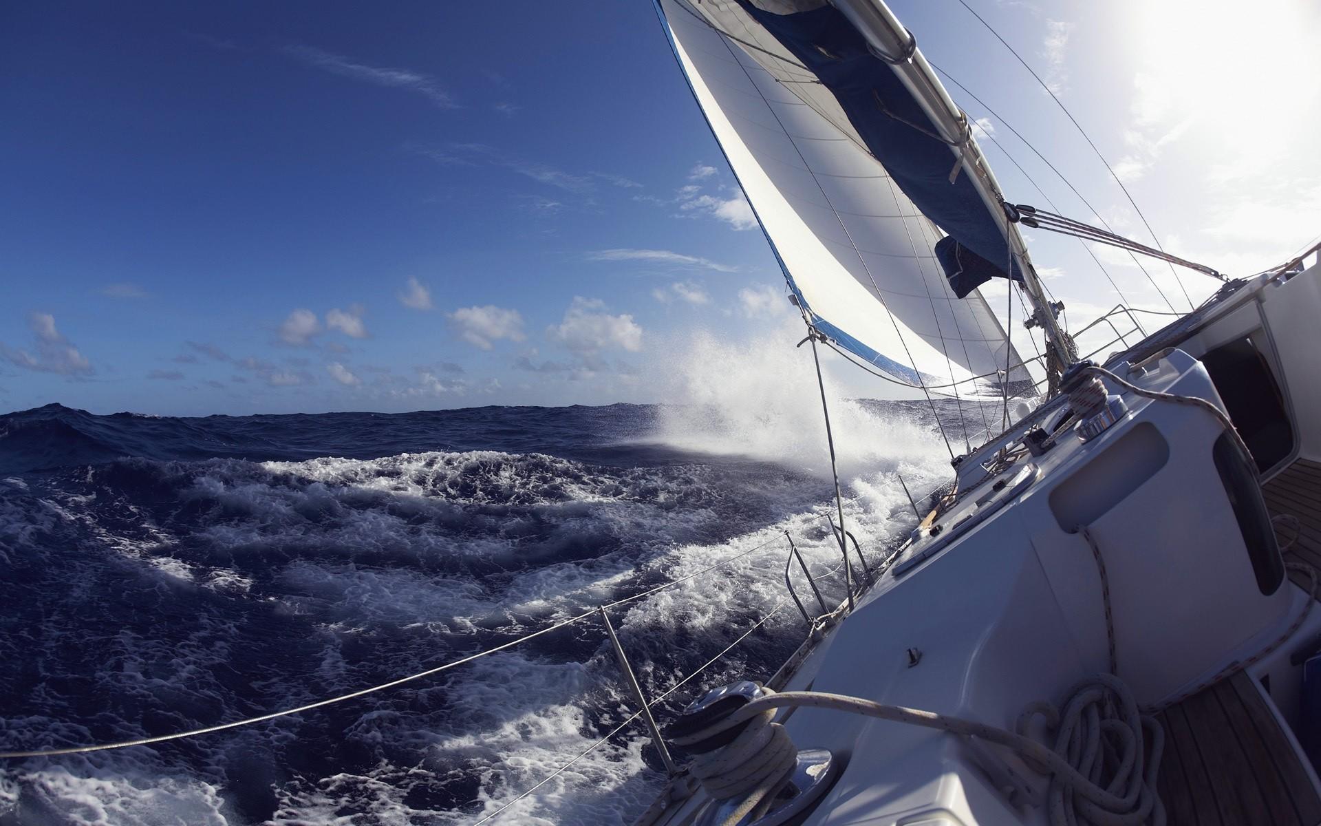 awesome sailing wallpaper 45987