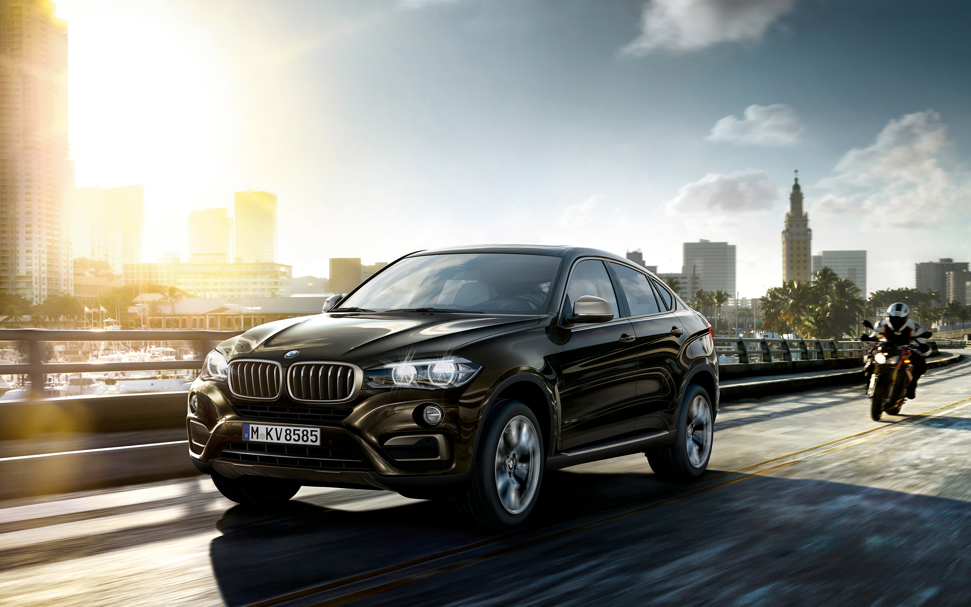 black 2016 bmw x6 wallpaper 48741