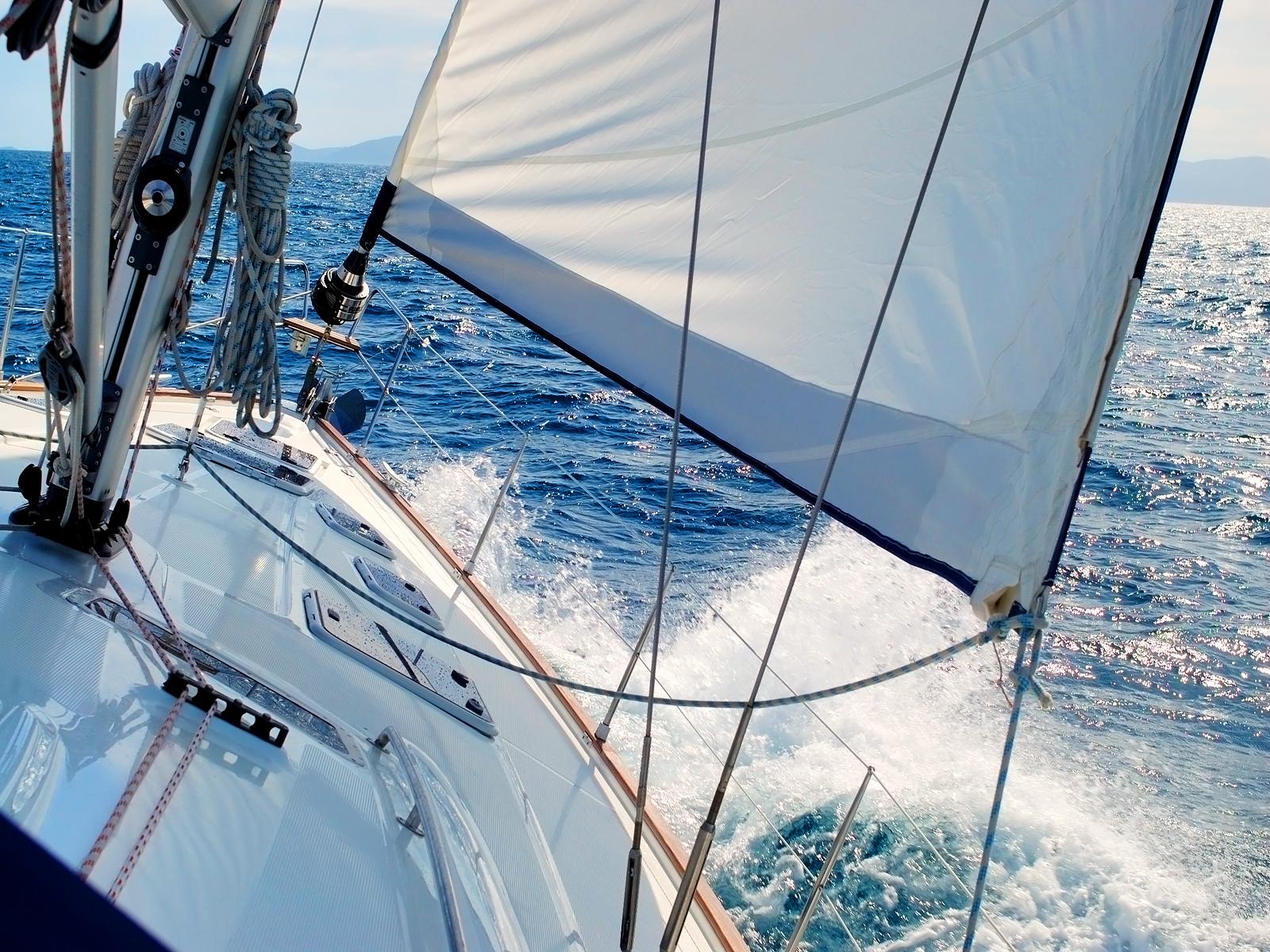 cool sailing wallpaper 45989