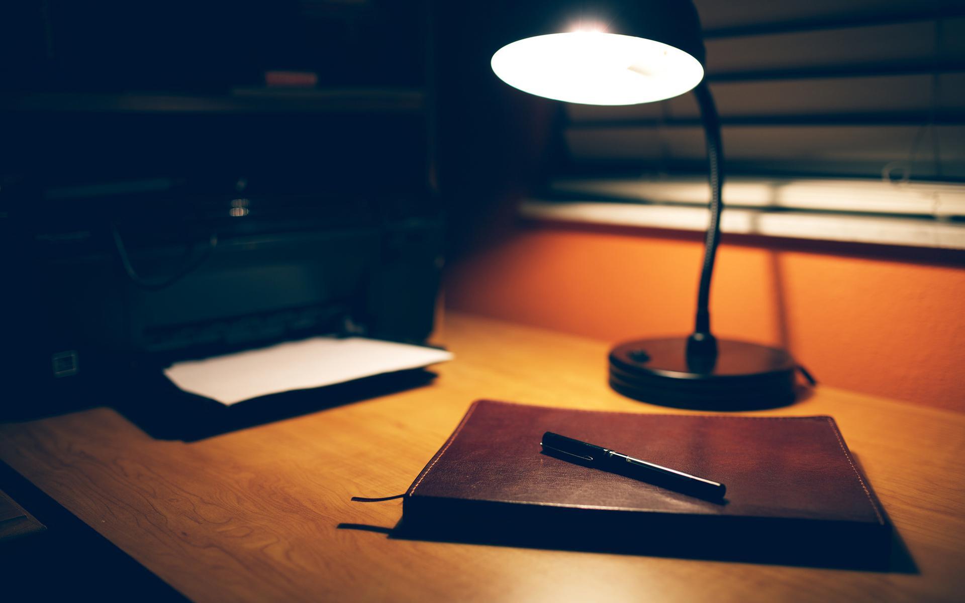 Desk Lamp Wallpaper 45943 1920x1200 Px Hdwallsource Com