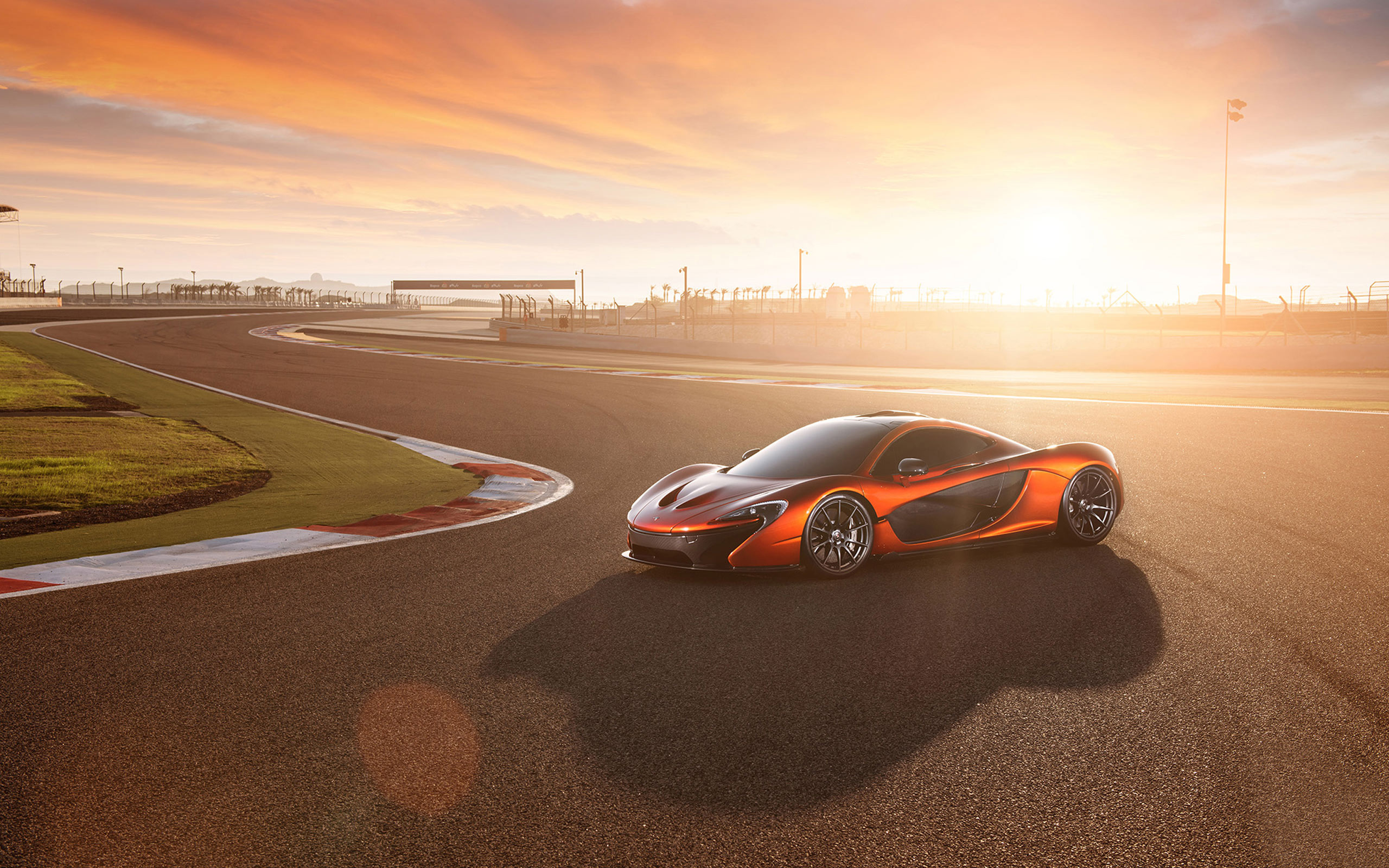 Orange Mclaren P1 Wallpaper HD px HDWallSource