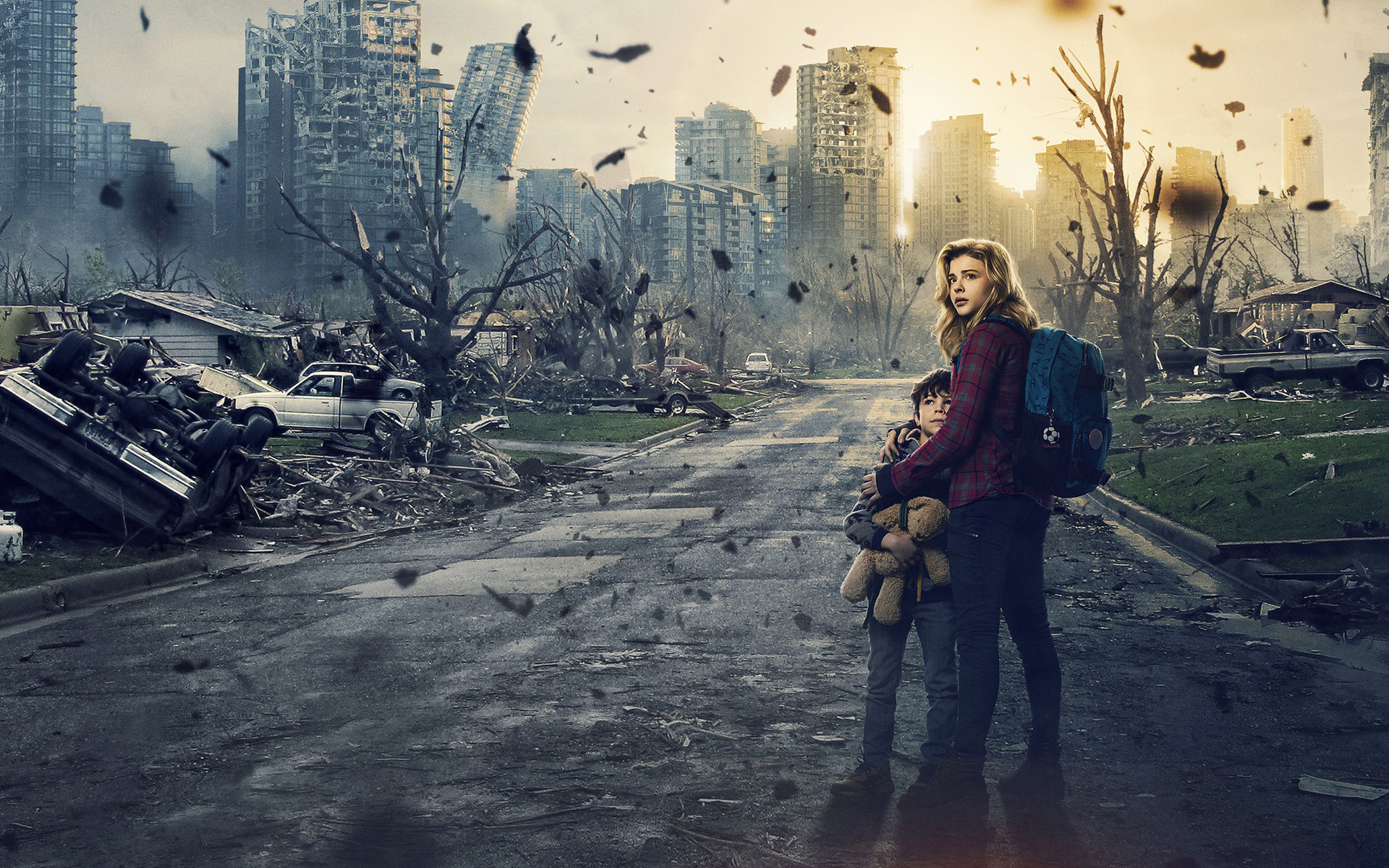 the 5th wave movie wallpaper 48931