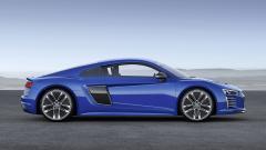 2016 Audi R8 Side View Wallpaper 48736