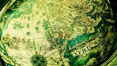 Antique Globe Wallpaper 46170