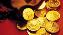Gold Currency Wallpaper 45979