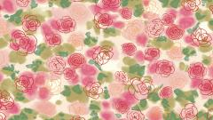 Lovely Pattern Wallpaper 45994