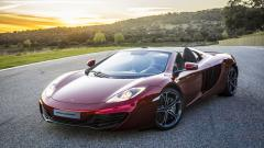 Mclaren MP4 12C Spider Wallpaper 45761