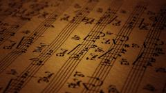 Music Sheet Wallpaper 48717