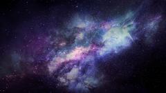 Purple Galaxy Wallpaper 46002