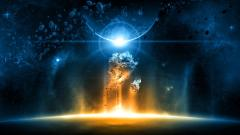 Space Digital Artwork Wallpaper 48808