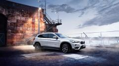 White 2016 BMW x1 Wallpaper 48740