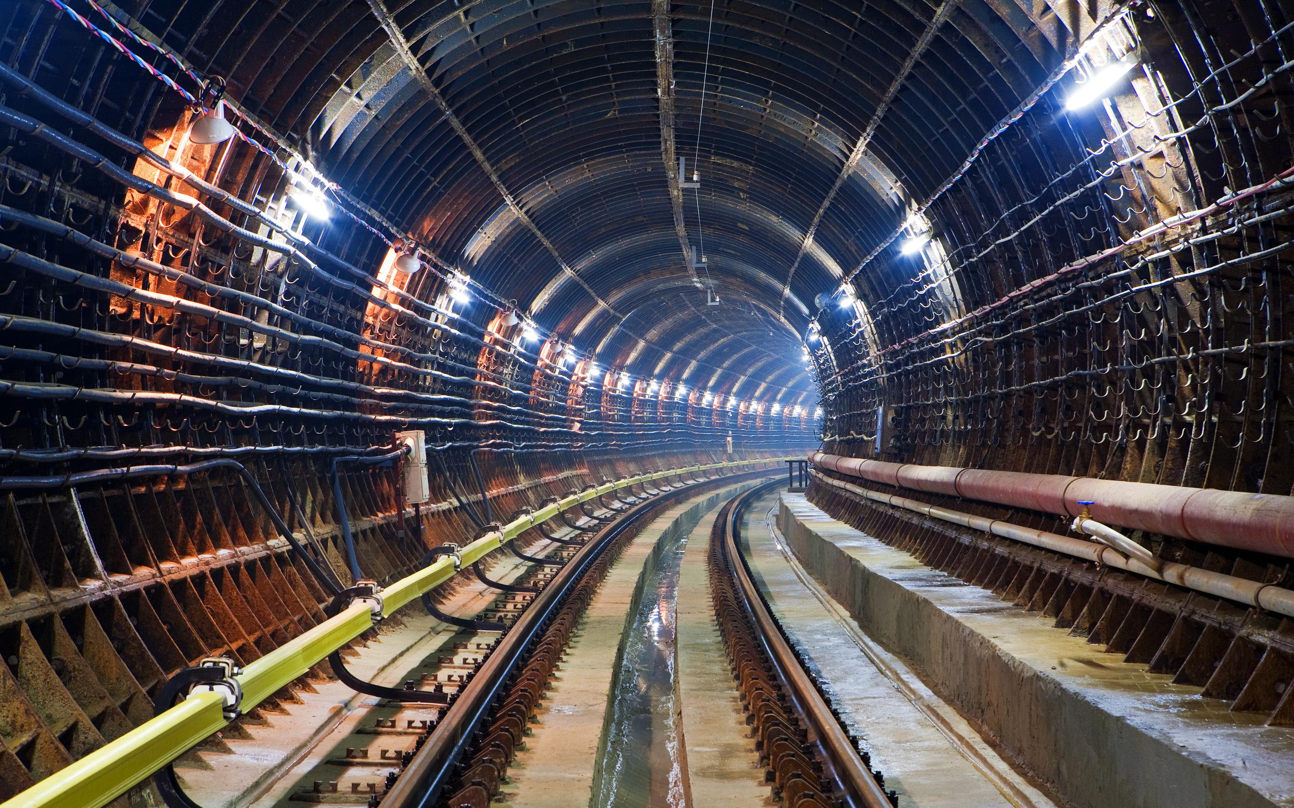 tunnel wallpaper 45965