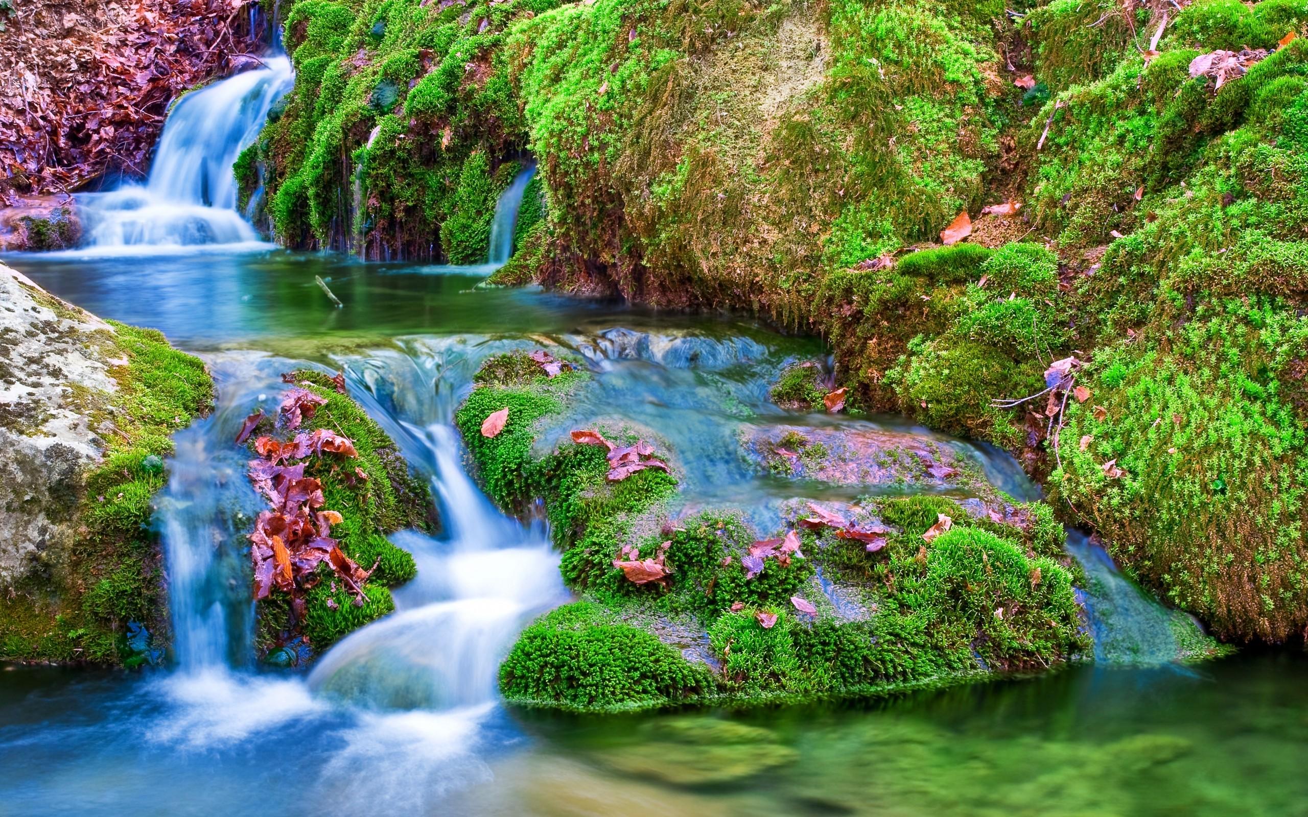 Waterfall Wallpaper HD 45990 2560x1600px