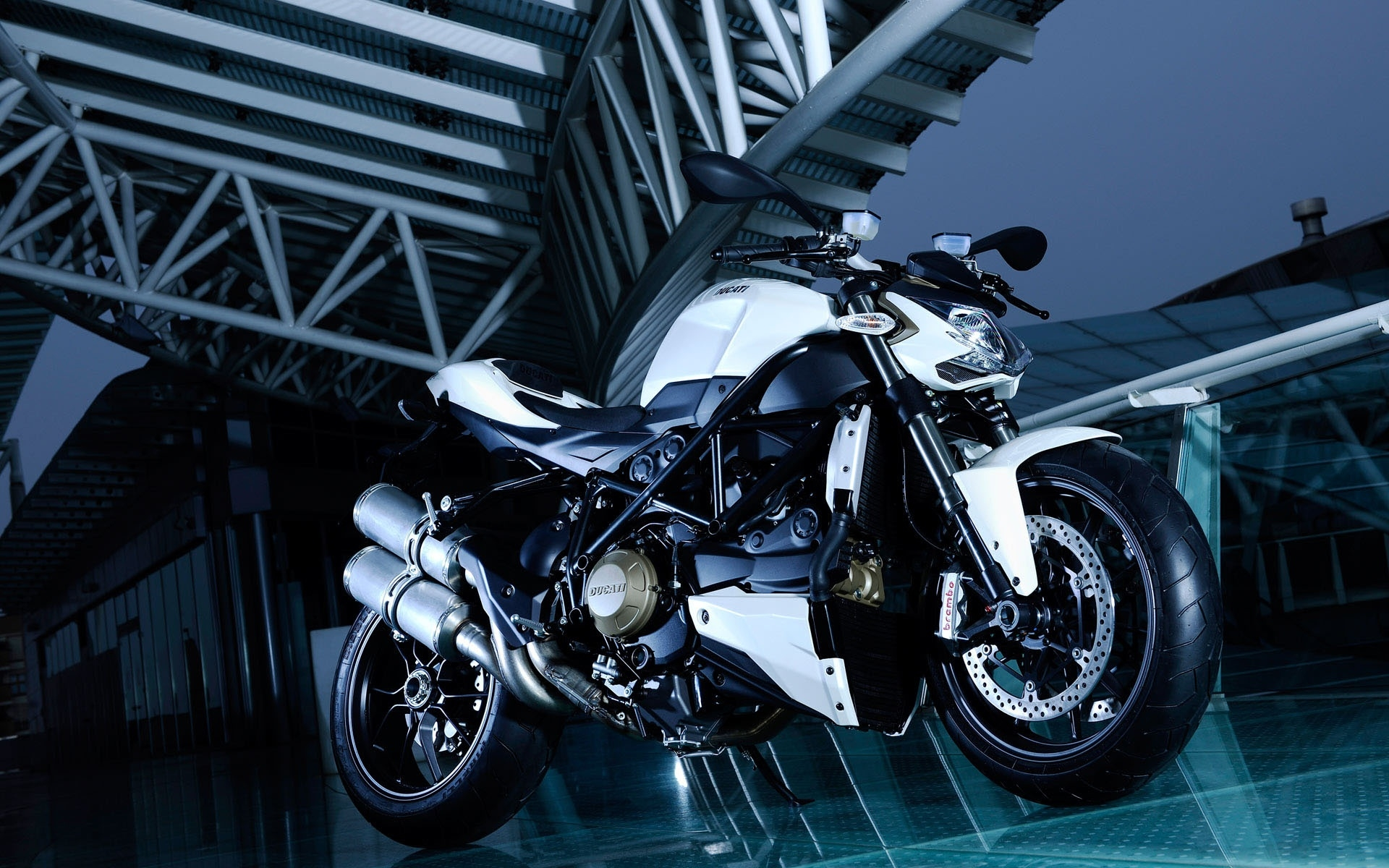 white ducati wallpaper hd 48695