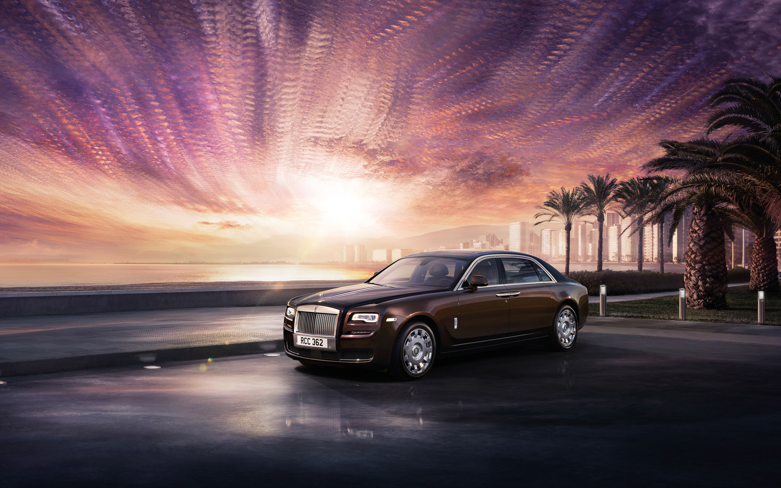 rolls royce ghost wallpaper hd 47346